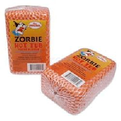 Zorbie hot tub oil and grease absorber