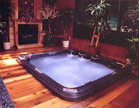 benefits of hot tubs - help for insomnia