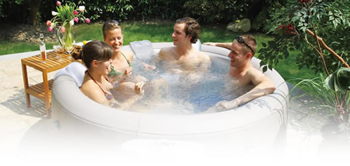 frequently asked questions about inflatable spas