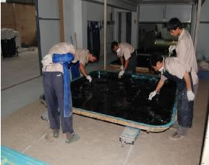 fibreglass Tough Base