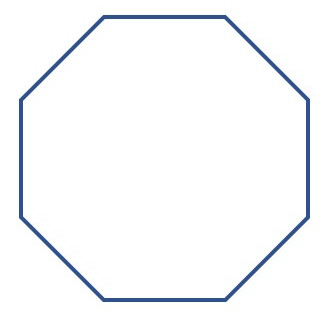 oxagonal cover outine