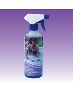 AquaSPArkle Instant Filter Cleaner.  Spray on and rinse off - 500ml