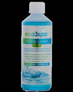 eco3spa hot tub cleaner