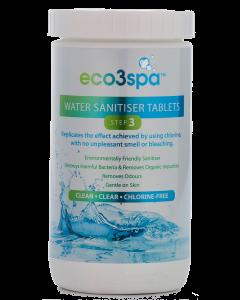 eco3spa Step 3 Sanitiser Tablets