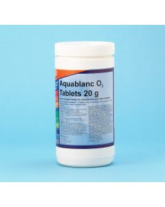 Aquablanc O2 Tablets - 1kg