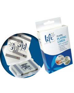 Life Deluxe Waterproof Playing Cards