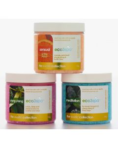 eco3spa Exotic Aromatherapy Collection