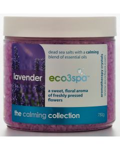 eco3spa Natural Aromatherapy - Lavender
