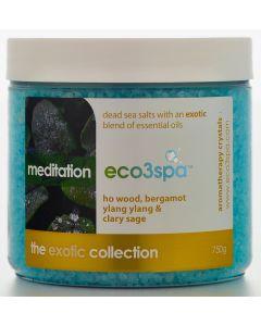 eco3spa Natural Aromatherapy - Meditation