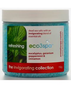 eco3spa Natural Aromatherapy - Refreshing