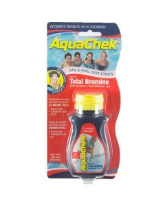 Aquachek Red Bromine Test Strips