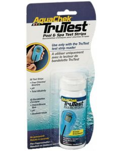 AquaChek TruTest 50 Strip Blister Pack for Blue Reader