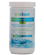 eco3spa Step 3 Sanitiser Tablets