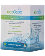 eco3spa environmentally friendly hot tub water care