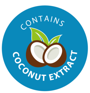 eco3spa contains coconut extract