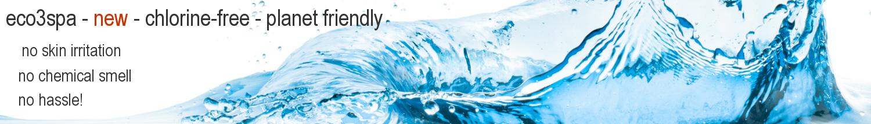 eco3spa  chlorine-free hot tub water treatment